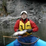 Alberton Gorge combo trip Fly Fishing rafting