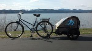 Best Coeur dAlene Biking Trail