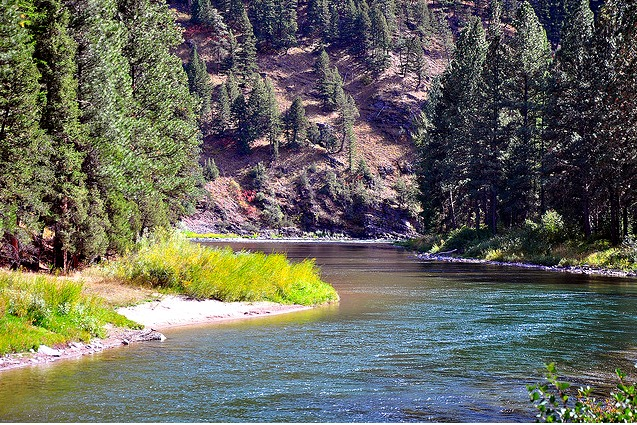 Wyoming Adventures Bighorn River Fly Fishing Guide Services