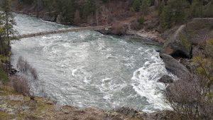 Spokane Whitewater rafting trips