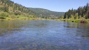 Coeur d'Alene River float