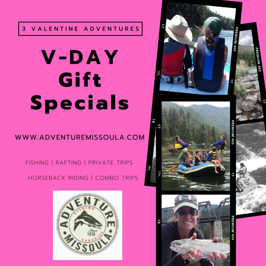 Adventure Missoula Gift Specials